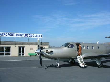 Aérodrome Montluçon Guéret