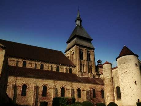 Sur les traces des moines à l'abbatiale Ste Valérie