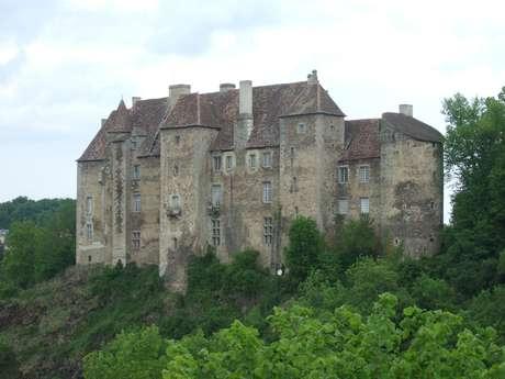 Visites guidées du Château de Boussac