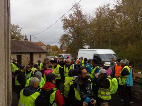 Initiation Marche Audax