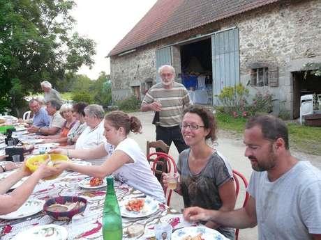 La Ferme de Drouillas - Table Accueil Paysan