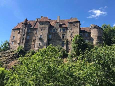 Visite du Château pour les habitants du Pays de Boussac