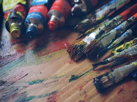 Exposition Atelier Mille Couleurs
