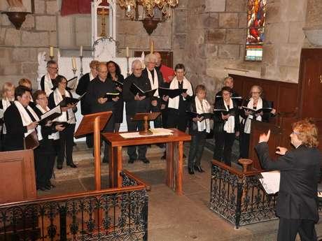 Concert à l'église à 2 choeurs - Annulé