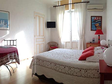 Furnished lodging Viviane PERL