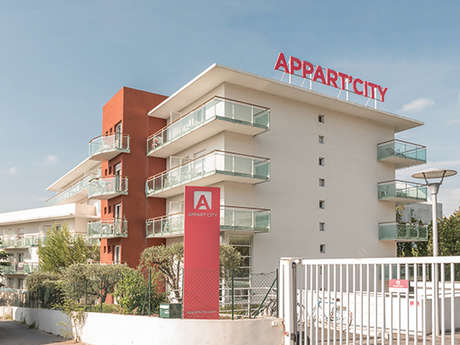 Residence Appart'city Antibes
