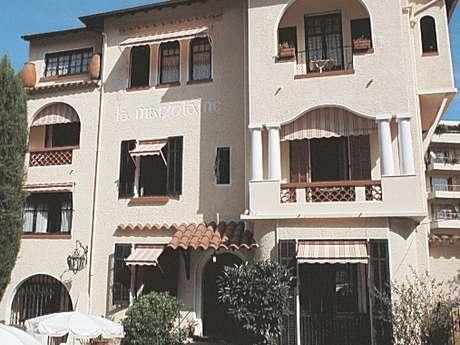 Hotel la Marjolaine