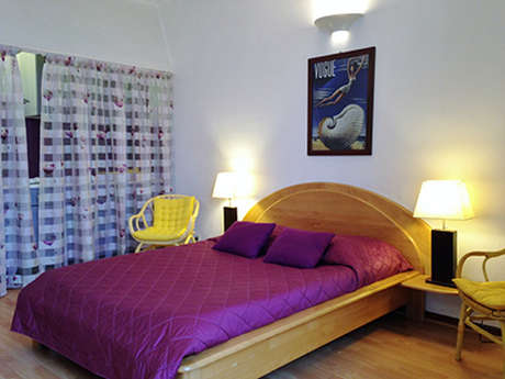 Furnished lodging Viviane PERL