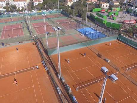 Tennis Club d'Antibes - Padel