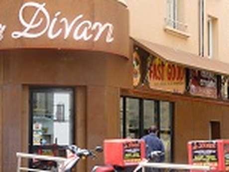 LE DIVAN BURGER