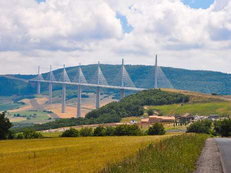 Aire du Viaduc de Millau