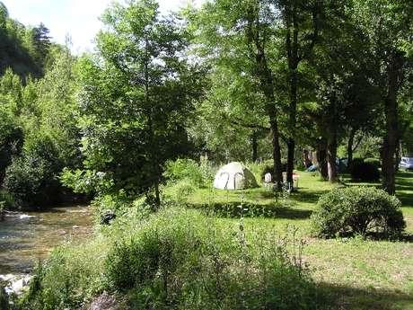 Camping Les Peupliers - Le Rozier