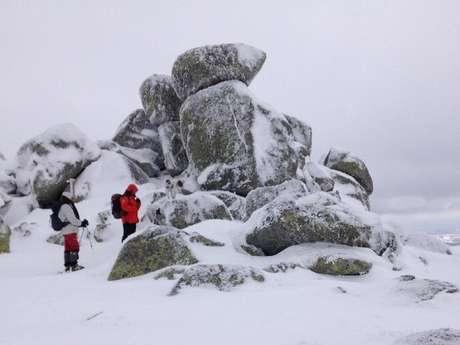 Randonnées Millau - Raquettes à neige