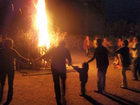 Fête du feu de la Saint Jean