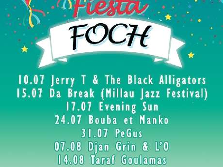 Fiesta Foch