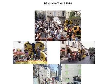 Carnaval de la vallée du Tarn - ANNULÉ