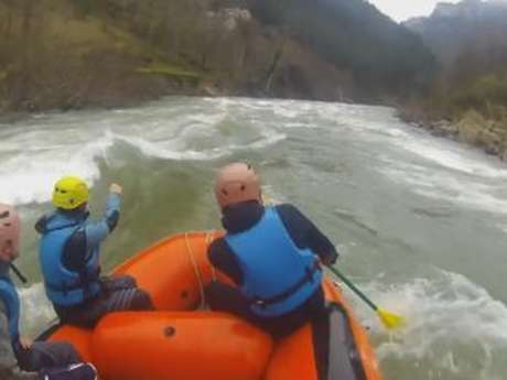 Canoë Le Rozier - Rafting