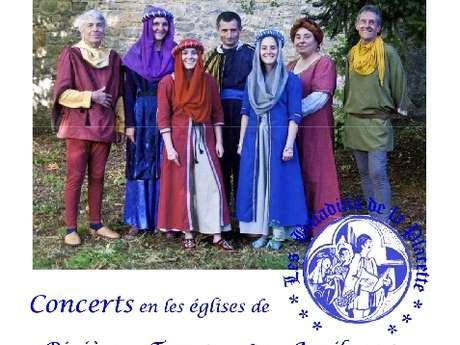 Chants polyphoniques, les Baladins de la placette