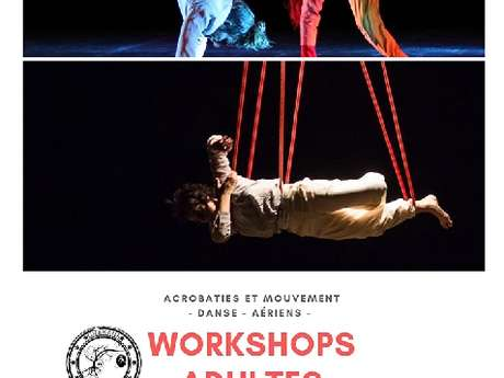 Workshops de l'association Chakana