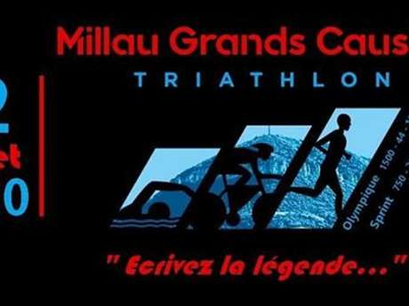 Millau Grands Causses Triathlon - ANNULÉ
