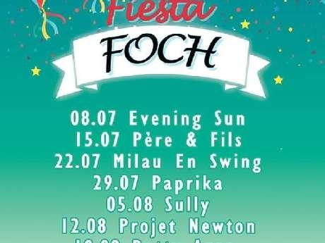 Fiesta Foch (concert place Foch)