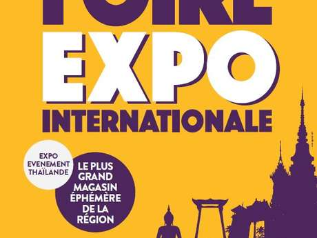 FOIRE EXPOSITION  INTERNATIONALE DE NANCY