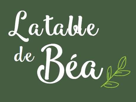 RESTAURANT LA TABLE DE BEA