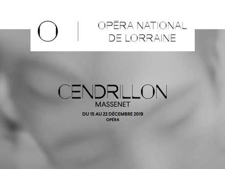 OPERA CENDRILLON