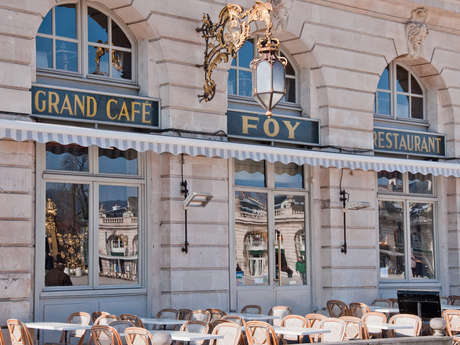 RESTAURANT GRAND CAFE FOY
