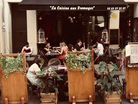 RESTAURANT LE BOUCHE A OREILLE LA CUISINE AUX FROMAGES