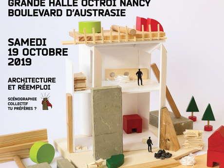 LA FOLLE JOURNÉE DE L'ARCHITECTURE