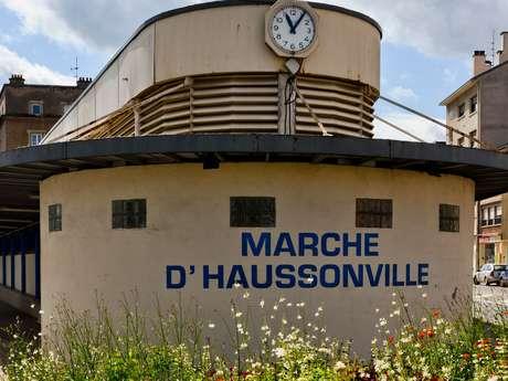 MARCHÉ COUVERT D'HAUSSONVILLE