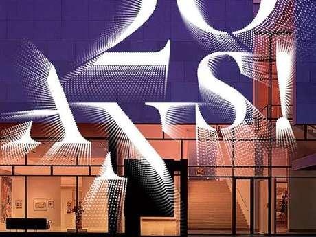 EXPOSITION 20 ANS! DANS LES COULISSES DU MUSEE DES BEAUX-ARTS DE NANCY