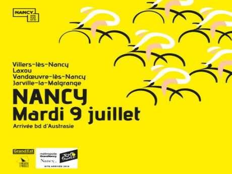 ARRIVEE A NANCY DU TOUR DE FRANCE 2019
