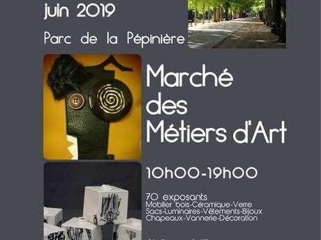 MARCHE DES METIERS D'ART DE LA METROPOLE