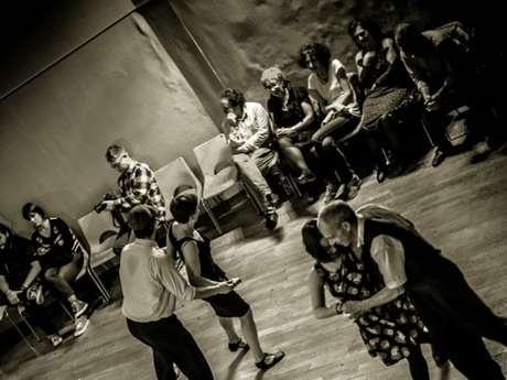 DÉMONSTRATION DANSE AVEC WILFRIED & CO DANCE TIME AND FRIENDS