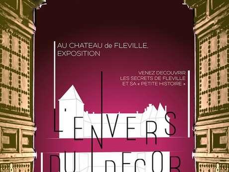 EXPOSITION L'ENVERS DU DECOR : LES COULISSES DE LA VIE DE CHÂTEAU
