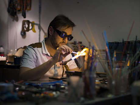 VISITE D'ATELIERS D'ARTISTES ET D'ARTISANS D'ART