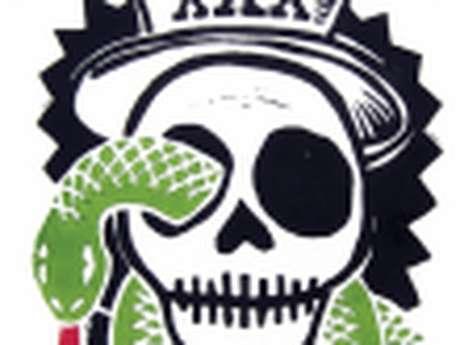 CONCERT HALLOWEEN VOODOO PARTY  THE JACKETS ET PAPA TEQUILA ET DEAD ELVIS