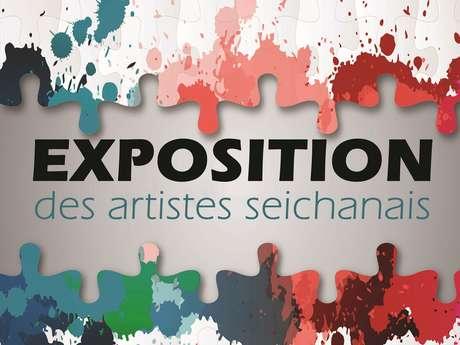EXPOSITION 18EME EDITION DES ARTISTES SEICHANAIS