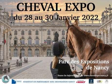 SALON ÉQUESTRE CHEVAL EXPO