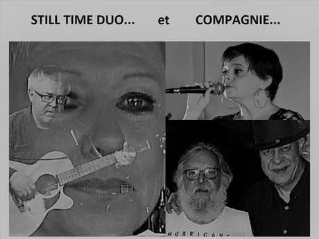 JEUDI DE LA CULTURE - CONCERT STILL TIME DUO