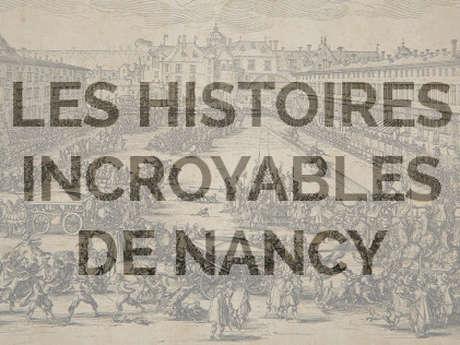 VISITE 1ER AVRIL, LES HISTOIRES INCROYABLES DE LA VILLE VIEILLE
