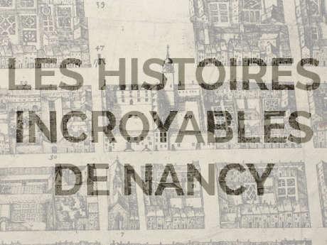 VISITE 1ER AVRIL, LES HISTOIRES INCROYABLES DE LA VILLE NEUVE