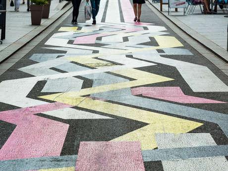 STREET ART - STREET PAINTING #8