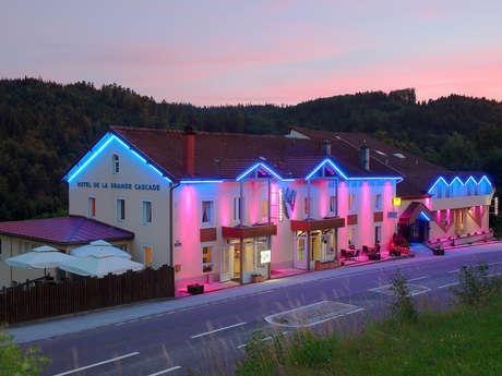HOTEL RESTAURANT LA GRANDE CASCADE