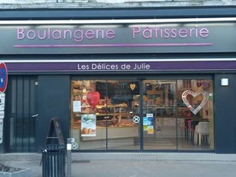 PATISSERIE LES DELICES DE JULIE