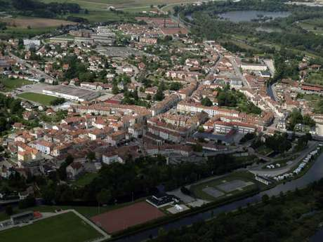 JOURNÉES EUROPÉEENES DU PATRIMOINE : VISITE GUIDÉE : LA SECONDE GUERRE MONDIALE ET LA RECONSTRUCTION