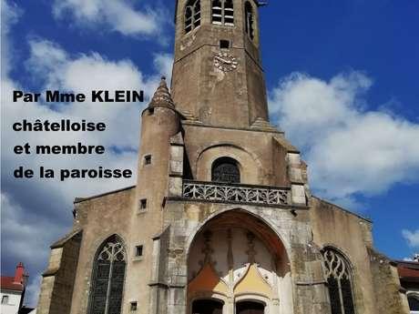 VISITE GRATUITE DE L'EGLISE DE CHÂTEL SUR MOSELLE