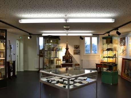 JOURNÉES EUROPÉENNES DU PATRIMOINE : MUSÉE DU PATRIMOINE THAONNAIS